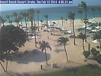 Bucitu Beach Resort Tara Beach Aruba - Webcams Abroad live images