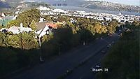 Highgate Bridge - Stuart Street Dunedin New Zealand - Webcams Abroad live images