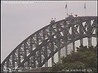 Harbour Bridge Sydney Sydney Australia - Webcams Abroad live images