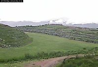 Inka Fortress of Sacsayhuaman Cusco Peru - Webcams Abroad live images