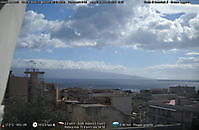 Strait of Messina Mili San Marco Italy - Webcams Abroad live images