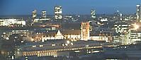 Brussels' Skyline from Sheraton Brussels Brussels Belgium - Webcams Abroad live images
