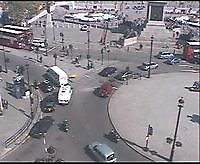 Webcam  Trafalgar Square  London  UK London United Kingdom - Webcams Abroad live images