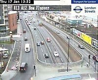 A12 Blackwall Tunnel  London  UK London United Kingdom - Webcams Abroad live images