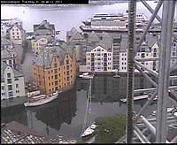 Alesund Norway cam3 Alesund Norway - Webcams Abroad live images