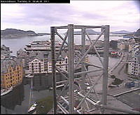 Harbour Alesund Norway cam 1 Ålesund Norway - Webcams Abroad live images