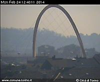 Olympic Arch Turin Italy cam 1 Turin Italy - Webcams Abroad live images