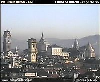 Panoramic view Turin Italy Turin Italy - Webcams Abroad live images