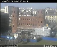 Porta Palatina Italy Porta Palatina Italy - Webcams Abroad live images
