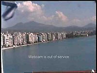 Thessaloniki Port Greece Thessaloniki Greece - Webcams Abroad live images