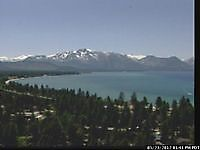 Weather Cam Lake Tahoe CA Lake Tahoe United States of America - Webcams Abroad live images