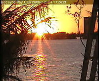 Biscayne Bay Miami FL Biscayne Bay United States of America - Webcams Abroad live images