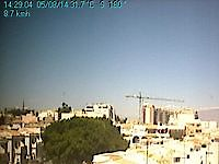 Northeast Almeria Almeria Spain - Webcams Abroad live images
