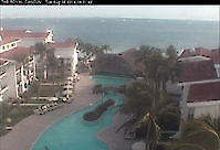 Club Internacional de Cancun Webcam Cancún Mexico - Webcams Abroad live images