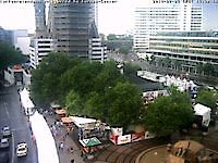 Webcam at the Kudamm Berlin Germany - Webcams Abroad live images
