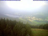 Blick vom Hochfirstturm Titisee-Neustadt Germany - Webcams Abroad live images