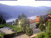 Blick vom Kurhaus Titisee-Neustadt Germany - Webcams Abroad live images