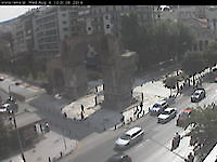 Galerieus Arch of Kamara Thessaloniki Greece - Webcams Abroad live images