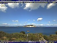 Webcam Zakynthos Turtle Island Greece - Webcams Abroad live images
