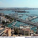 Webcam Marina Palma de Mallorca Palma de Mallorca Spain - Webcams Abroad live images