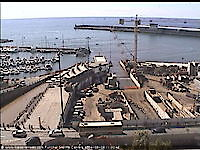 View over Funchal Harbour 2 Funchal Portugal - Webcams Abroad live images