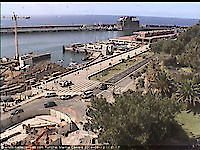 View over Funchal Harbour 4 Funchal Portugal - Webcams Abroad live images