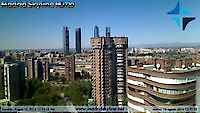 Madrid Skyline Madrid Spain - Webcams Abroad live images