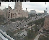 Webcam ARD Studios Moscow Russian Federation - Webcams Abroad live images
