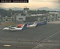 Webcam at Aerodrome Ljubljana Ljubljana Slovenia - Webcams Abroad live images