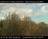 Private Weatherstation Friedberg/Hessen Friedberg Germany - Webcams Abroad live images