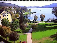 Webcam Muster Wörthersee 1 Velden am Wörthersee Austria - Webcams Abroad live images