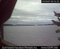 Webcam from Pender Island Saturna Island Canada - Webcams Abroad live images