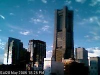 Yokohama Landmark Tower Yokohama Japan - Webcams Abroad live images