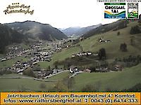 Webcam Hotel Rattersberghof Grossarl Austria - Webcams Abroad live images