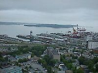 Webcam Halifax Harbour 1 Halifax Canada - Webcams Abroad live images