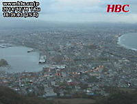 Hakodate Skyline Sapporo Japan - Webcams Abroad live images