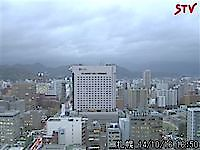 Kushiro City Skyline Kushiro Japan - Webcams Abroad live images