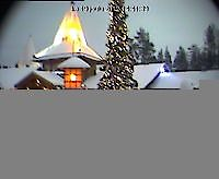 Webcam Santa Claus Village Rovaniemi in Finland Rovaniemi Finland - Webcams Abroad live images