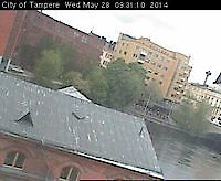 Webcam Tampere Finland 1 Tampere Finland - Webcams Abroad live images