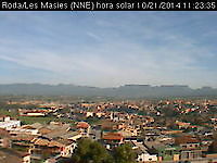 Webcam Les Masies de Roda Les Masies de Roda Spain - Webcams Abroad live images