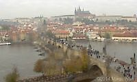 Karlsbrücke Prague Prague Czech Republic - Webcams Abroad live images
