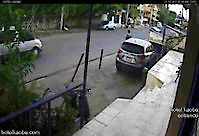 Webcam Cabarete street Cabarete Bay Dominican Republic - Webcams Abroad live images