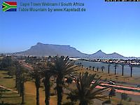 Capetown webcam Capetown South Africa - Webcams Abroad live images