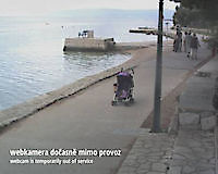 Webcam Ostrov Cres Chorvatsko Croatia - Webcams Abroad live images