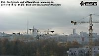 Webcam ESG-Hochhaus Munich Germany - Webcams Abroad live images