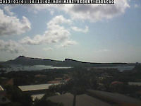 Caracasbay and Spanish Water Jan Thiel Curaçao - Webcams Abroad live beelden