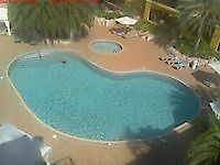 The Royal Sea Aquarium Resort pool Parera Curaçao - Webcams Abroad live images