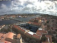 Willemstad City & River Willemstad Curaçao - Webcams Abroad live images