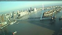 Webcam at the Port of Rotterdam Rotterdam Netherlands - Webcams Abroad live images
