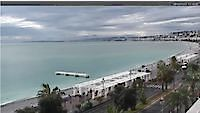 Promenade des Anglais Nice France - Webcams Abroad live images